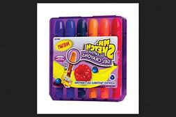 Mr. Sketch Scented Twistable Gel Crayons - 6 Ct, New in seal