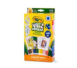 Crayola Silly Scents Marker Activity, Coloring Book and Mark