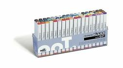 TOO Copic Sketch Marker 72 A color Set Anime Manga Japan NEW