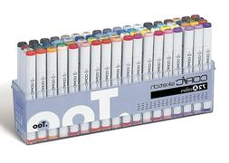 Copic Sketch Marker 72 Color Set A   Artist Markers -Express