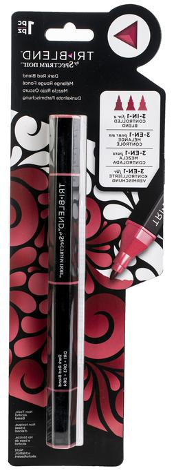 Spectrum Noir Triblend Marker-Dark Red Blend