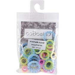 ChiaoGoo Stitch Markers, Set of 40 071286