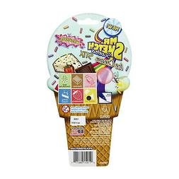 Mr. Sketch STIX Scented Washable Markers, Ice Cream Scents a