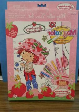 STRAWBERRY SHORTCAKE Color Magicolor Set NEW w/Markers Color