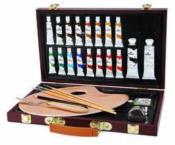 Darice 1103-082 Studio 71, 27 Piece Oil Painting Art Set, Wo
