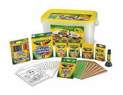 Crayola Super Art Kit, Gift for Kids, Amazon Exclusive, Over