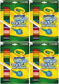Crayola 58-8106 20CT Super Tips Marker