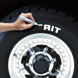 Waterproof Permanent Paint Marker Pen Car Tyre Tire Tread Ru
