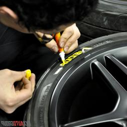 Tire Permanent Paint Marker Pen Car Tyre Rubber Universal Wa
