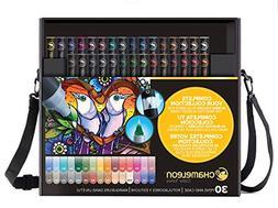NEW Chameleon Color Tones Markers Completer Set of 30 Marker
