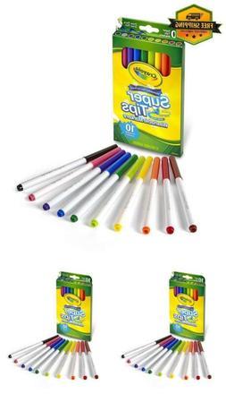 Toys for Boys Girls Crayola Washable Markers  3 4 5 6 7 Year