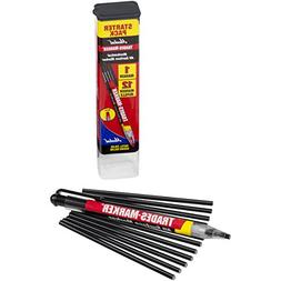 MARKAL 96133G Trades-Marker All-Surface Marker, Black