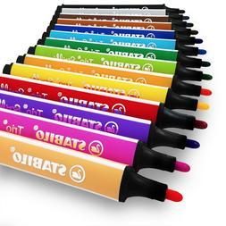 Stabilo Trio Scribbi - Jumbo Grip Childrens Marker Colouring