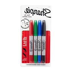 Sharpie Twin Tip Fine Point and Ultra Fine Point Permanent M
