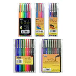 Uchida Le Pen 0.3mm Fine Point Markers Set 4 or 10 Assorted
