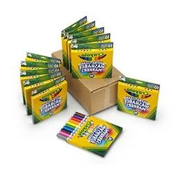 Crayola Ultra Clean Washable Markers Bulk, 12 Packs, 10 Asso