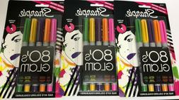 Sharpie Ultra-Fine-Point Permanent Markers, 5-Pack Limited-E