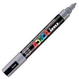 Uni Pc-5m Posca Marker Grey