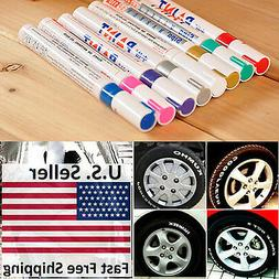 Universal Waterproof Permanent Paint Marker Pen Car Tyre Tir