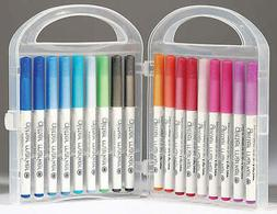 American Crafts 18-Pack Extreme Value Glitter Markers