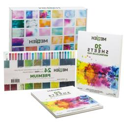 Color SET Graphic Art Twin Tip Drawing Pen Marker Broad Fine