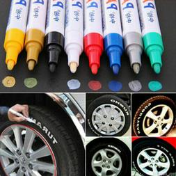 Waterproof Permanent Paint Marker Pen for Car Tyre Tire Trea