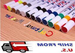 Waterproof Universal Permanent Paint Marker Pen Car Tyre Tir