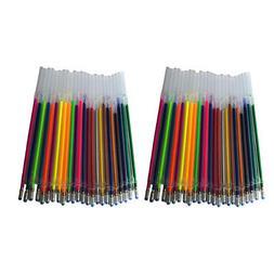 Wholesale 24pcs Gel Pen Craft Refills Drawing Coloring Stati