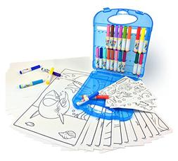 Crayola Color Wonder Mess Free Coloring Kit, Gift for Kids,