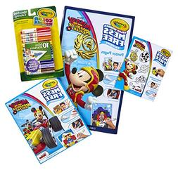 Crayola Color Wonder Mess Free Mickey Mouse Bundle, 18 Color
