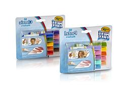 Crayola Color Wonder Markers, Mess Free Coloring, Classic &