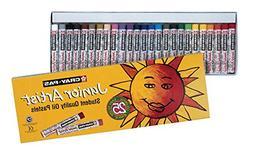 Sakura Cray-Pas Junior Artist Oil Pastels, Assorted Colors,
