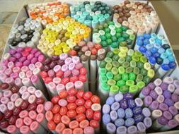 You Pick Lot of 25 COPIC Sketch Markers Coloring Pens Anime